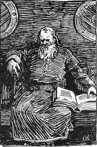 Snorre Sturlason