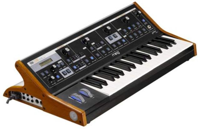 The Moog!