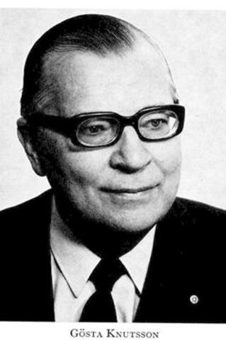 Gösta Knutsson