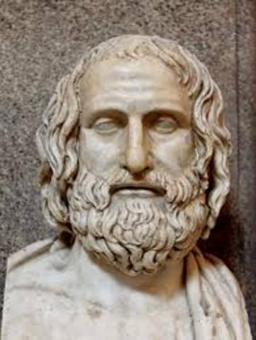 Euripides, Antiken, född omkring 480 f.Kr