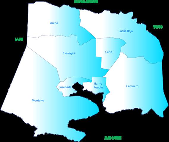 Barrios de Guánica