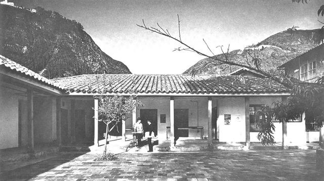 Facultades de arquitecturaen la Universidad de los Andes