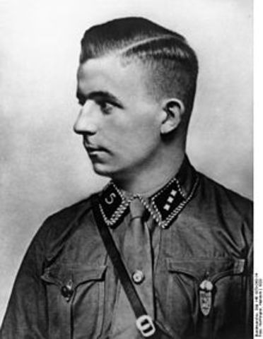 Horst Wessel Killed
