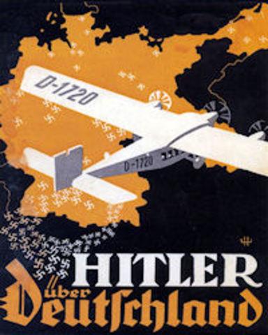 Hitler Runs for Reich President