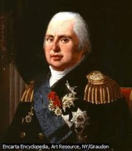 French Monarchy Restored