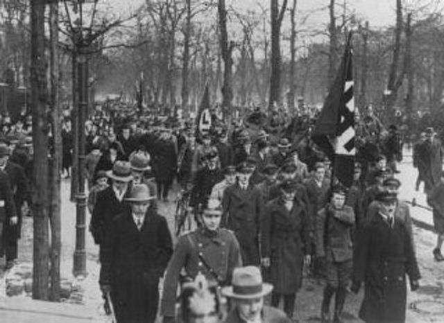 Federal Election November 1932