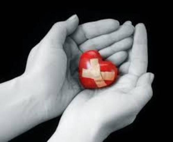 Trying to Mend a Broken Heart