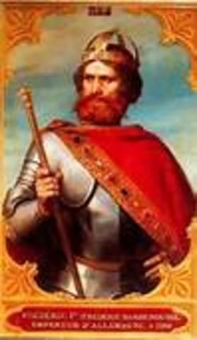 German Crusaders Die off After Fredrick 1 Dies- World
