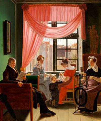 Romantikken. 1800-1870