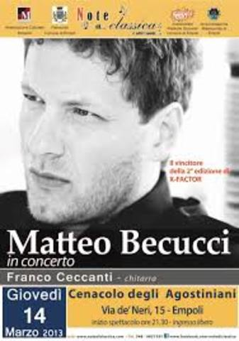 Live concert @Empoli