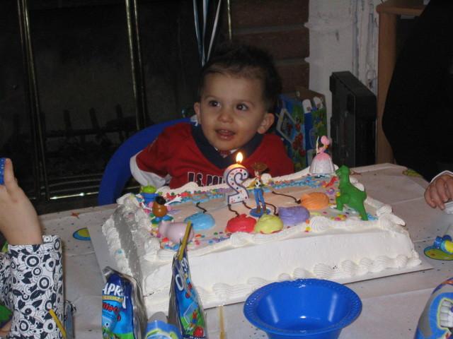 Joseph's 2nd Birthday