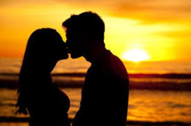 Summer Bliss, His First Kiss