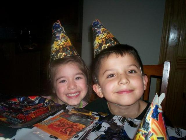 Joseph's 6th Birthday
