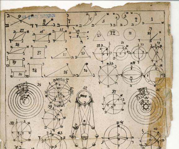 Jewish mathmatical calender is created
