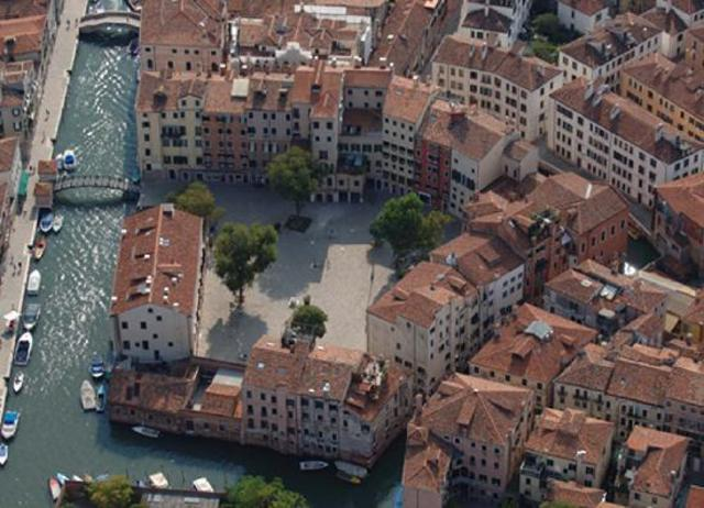 The first ghetto in Europe is establised in Venice