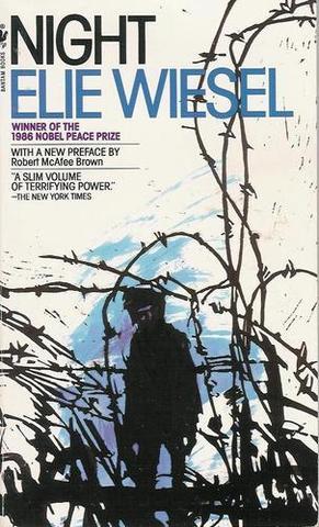Elie Wiesel wins the Nobel Peace Prize