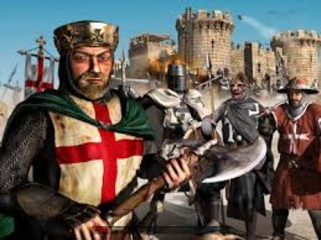 Pelayo inicia la Reconquista