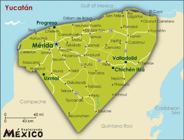 Yucatan Landing