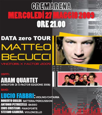 Data Zero Tour @Crema