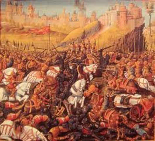 The second Crusade- World