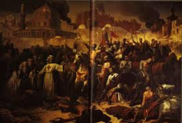 The Third Crusade- World