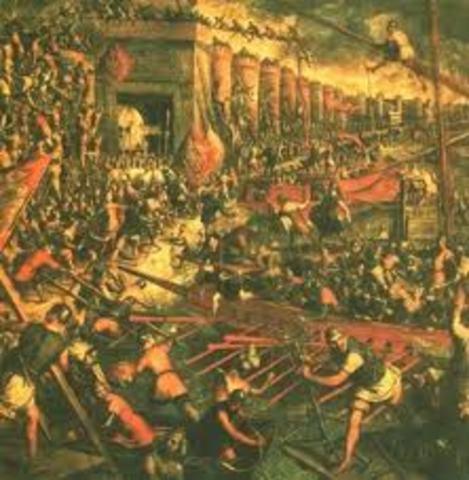 The Fourth Crusade- World