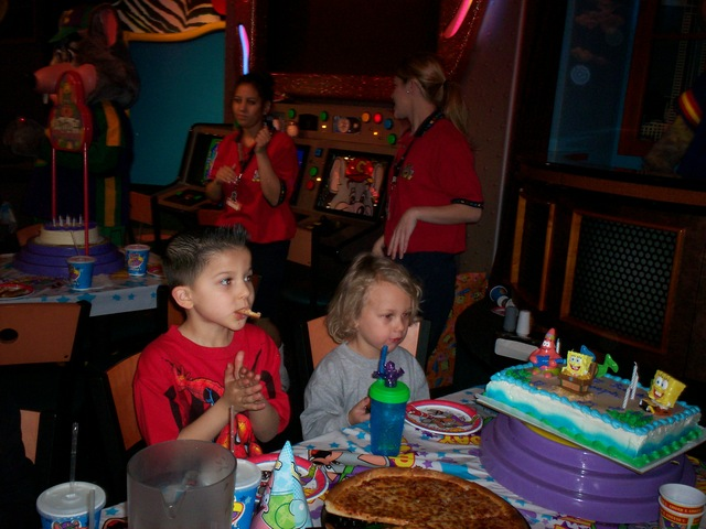 Joseph's 5th Birthday
