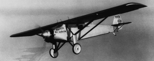 Lindbergh's Flight