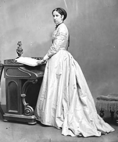JOHN A. MCDONALD'S SECOND WIFE