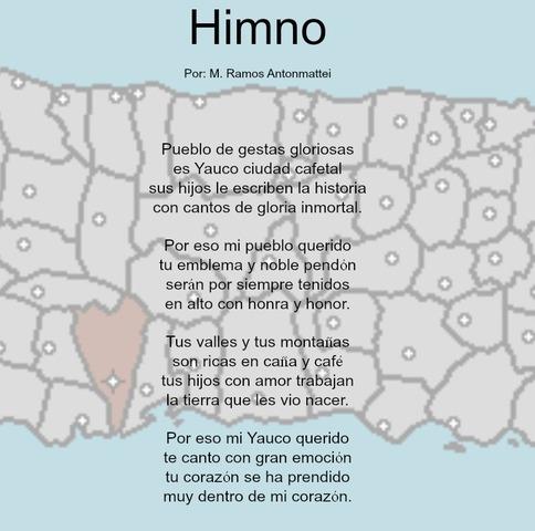 Himno de Yauco