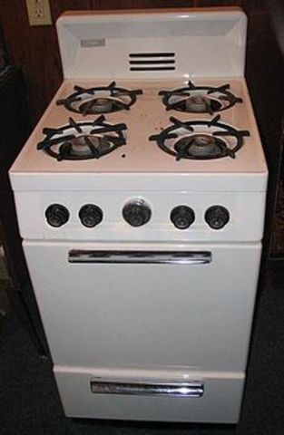 Improvements to the Electric Stoves