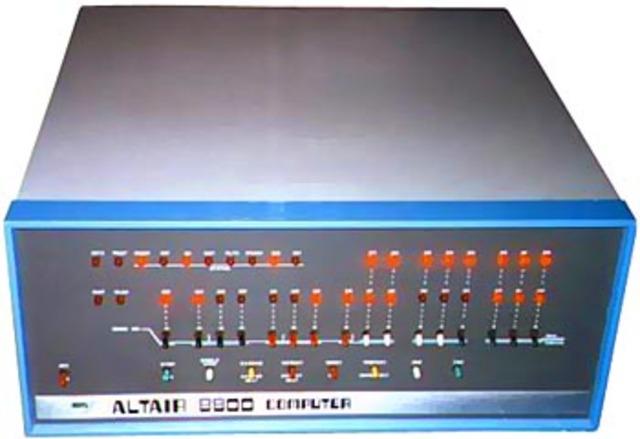 Altair Intel 8080