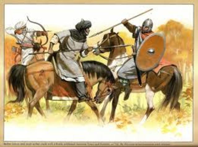 Batalla de Potiiers