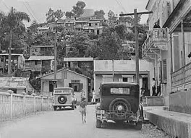 Barrios del pueblo