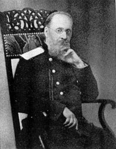 César Cui 1835 - 1918