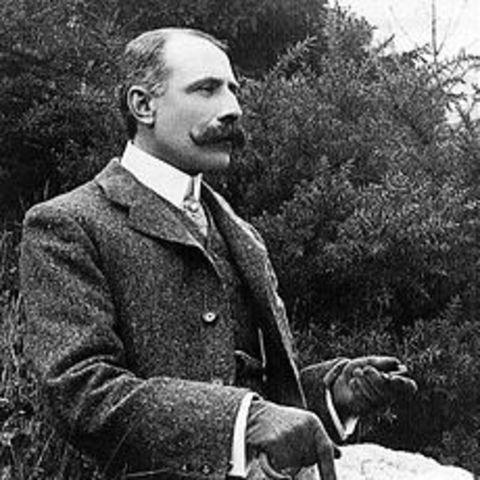E.dward Elgar 1857 - 1934