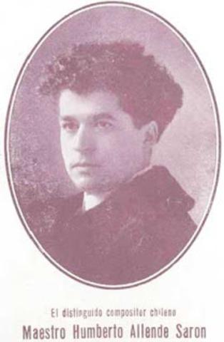 Pedro Humberto Allende 1885-1959