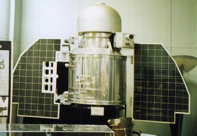 Russian Marsnik 1