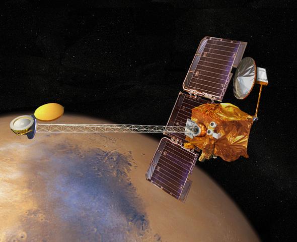 2001 Mars Odyssey