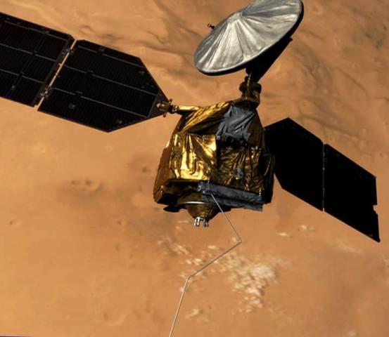 Mars Reconnaisance Orbiter