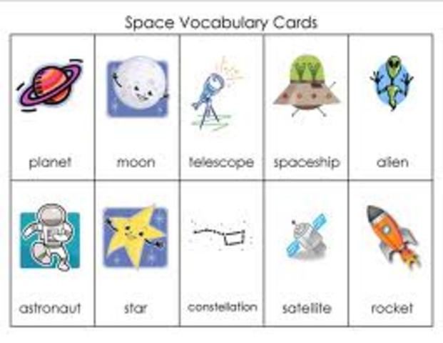 Middle Childhood - Vocabulary