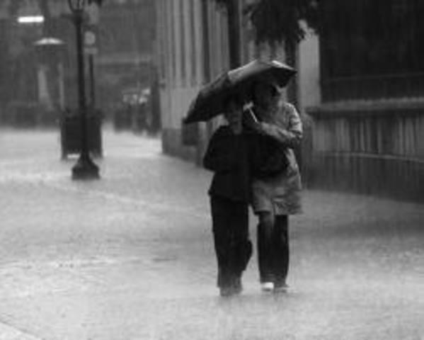Walk Home in the Rain
