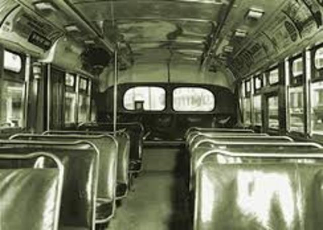Montgomery Buses and the Black/White Rule
