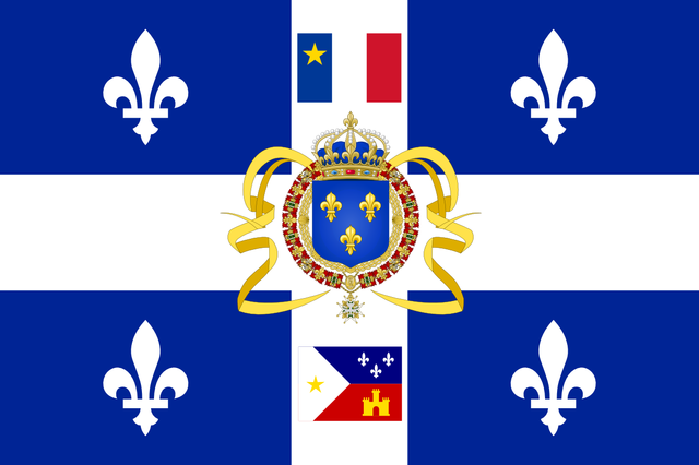 New France is Founded
