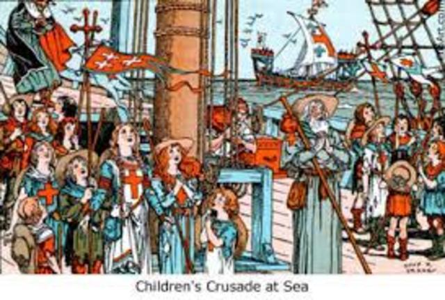 Childrens Crusade - World