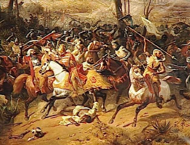 The Sixth Crusade- World