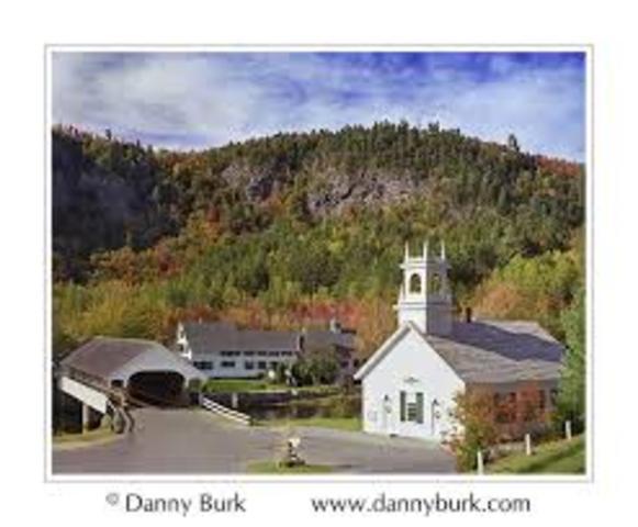 New Hamphire and Maine