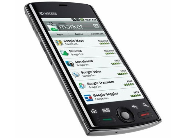 Aparición de los teléfonos inteligentes