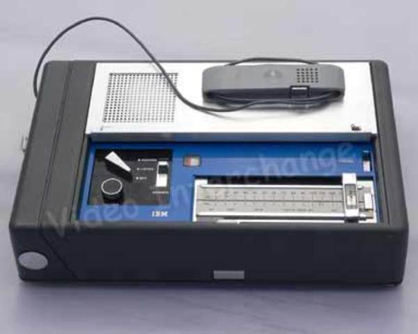 IBM Executary dictation Machines