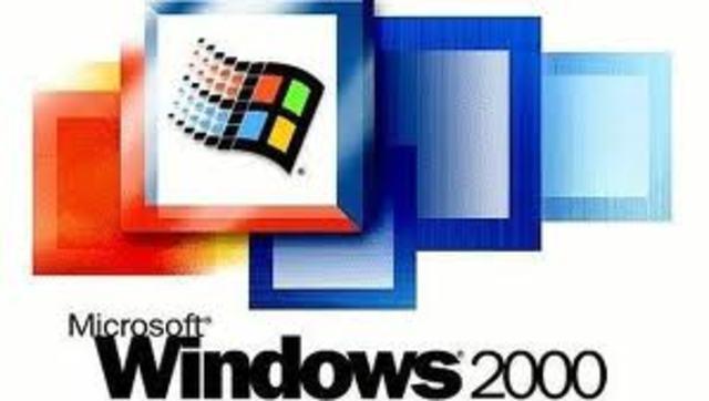 Windows 2000.
